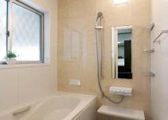 M様邸 浴室