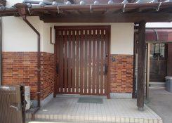 K様邸 玄関ドア