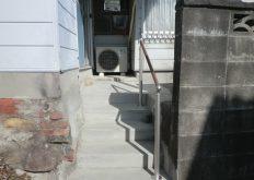 T様邸 外階段