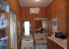 O様邸 洗面室暖房機 設置工事