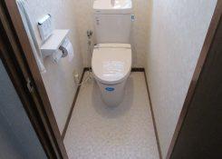 Y様邸 トイレ取替工事