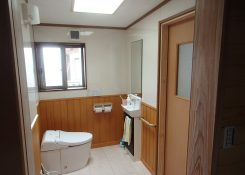 K様邸 介護トイレ増設工事