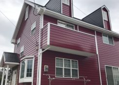 I様邸 屋根・外壁塗装工事