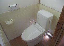 Y様邸 トイレ便器交換工事