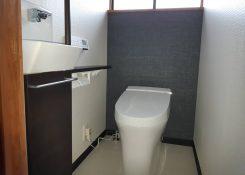 K様邸 トイレ改装工事