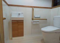 大牟田市 H様邸 トイレ改修工事