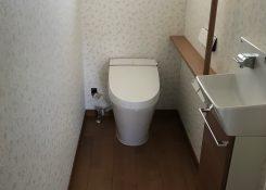 大牟田市 T様邸 トイレ改装工事