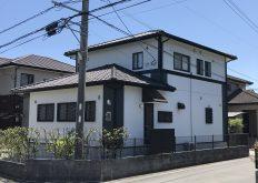 大牟田市 K様邸 外壁塗装替え工事