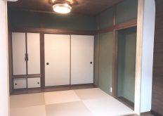 大牟田市 K様邸 和室改装工事