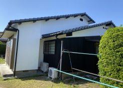 大牟田市 M様邸 外壁塗装替え工事